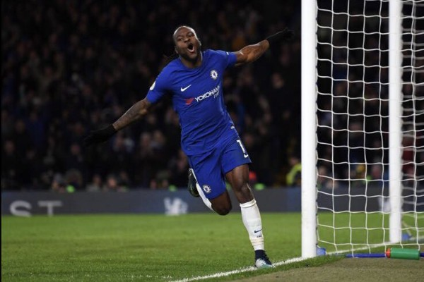 Dosu Wants Moses' Chelsea To Beat Man United In 'Tough' FA Cup Final