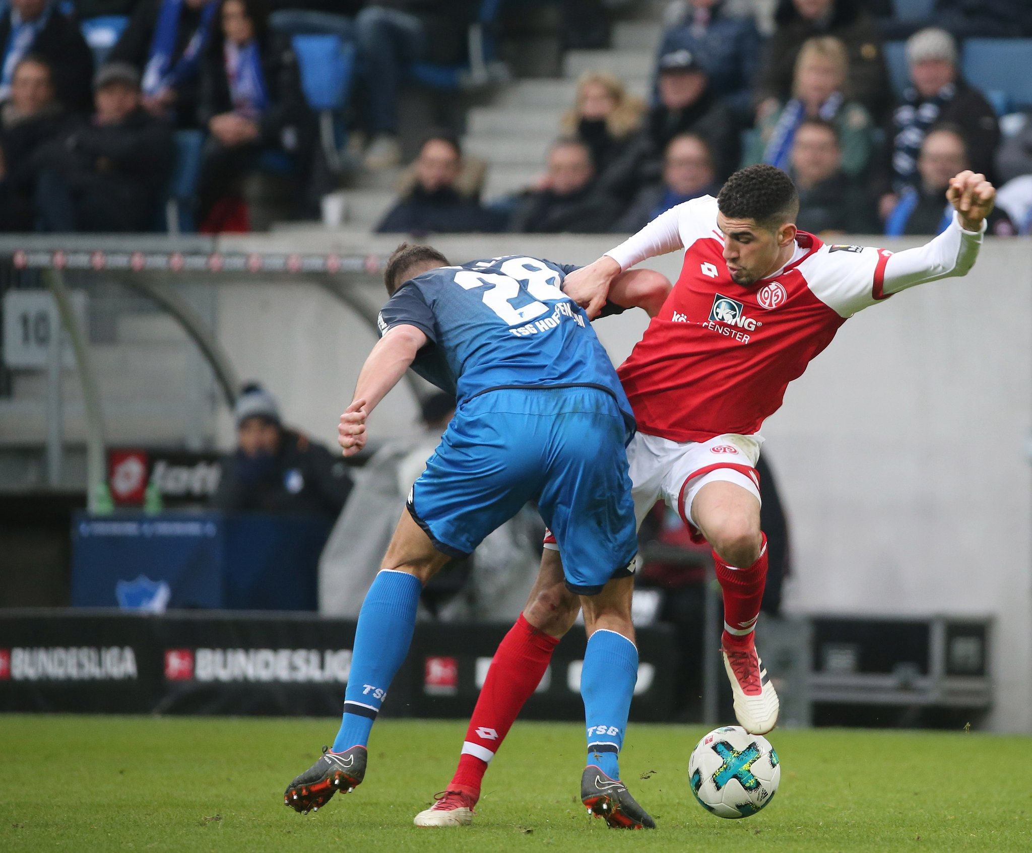 ROUND-UP: Balogun Makes Milestone Mainz Appearance; Aina, Osimhen In Action; Etebo, Shehu Out
