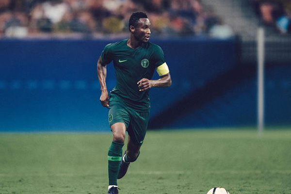 """Mikel """"Sad, Frustrated"""" To Miss Super Eagles, Serbia Friendly"""
