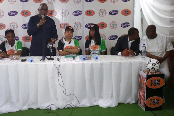 NFF Sign New 3-Year Deal With Tom Tom