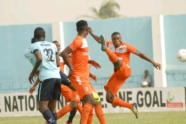 NPFL: Lobi Stay Top As FCIU Thrash Plateau United; Enyimba, Rangers Held