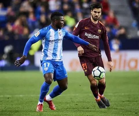 Success Hails Struggling Malaga's Fighting Spirit In Draw Vs Celta Vigo