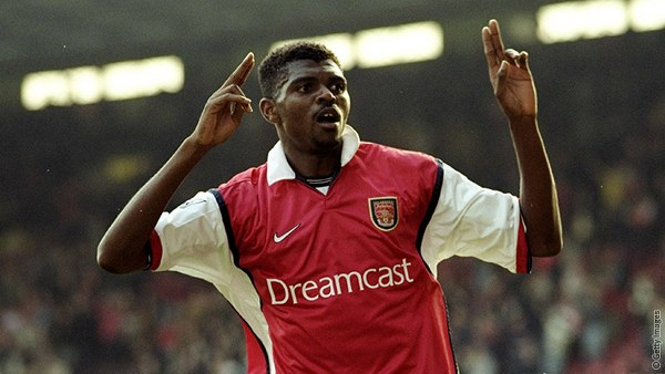 Kanu Hat-trick Vs Chelsea Ranked Second Best Ever, Odemwingie In Top 50