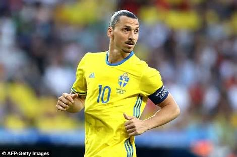 Ibrahimovic Hints At Returning To Int'l Football Ahead Russia 2018