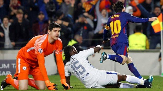 Barcelona 3-0 Chelsea: See List of Winners In Complete Sports' Predict And Win Competition