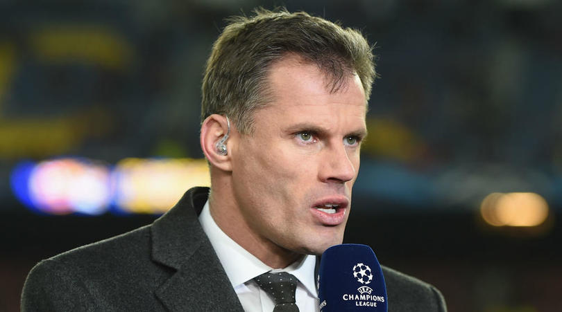 SkySports Suspends Carragher Until End Of Season Over Spitting Incident