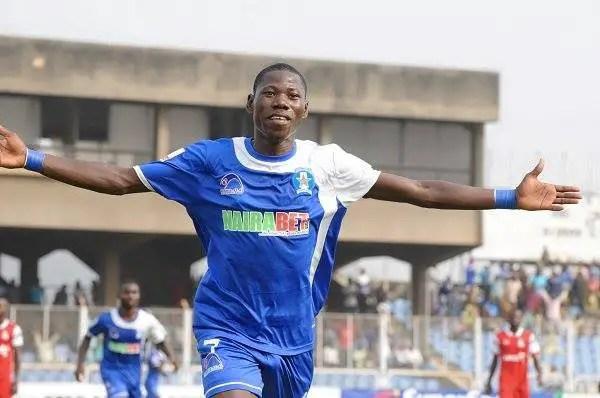 Coach Agoye: Faleye In 3SC's NNL Squad But Club Will Decide His Future