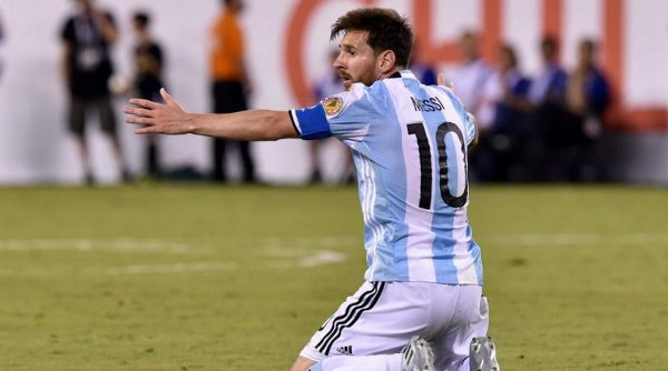 Messi: 2018 Is My Last Chance To Win The World Cup