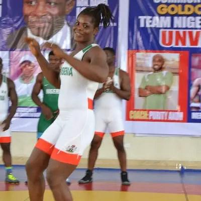 Gold Coast 2018: Nigerian Wrestlers Claim One Silver, Two Bronze