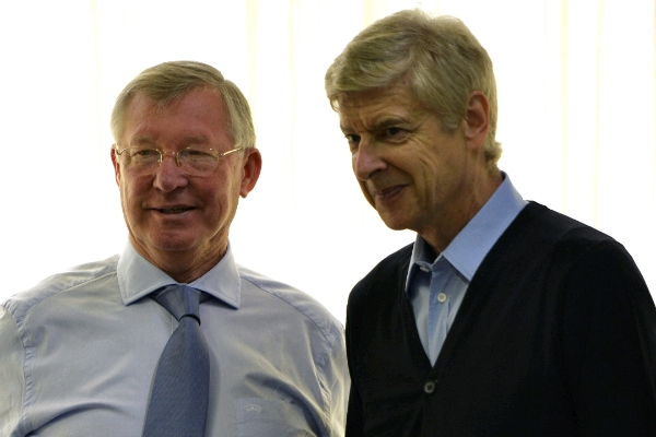 Ferguson: I'm Proud To Have Been Wenger's Rival, Friend