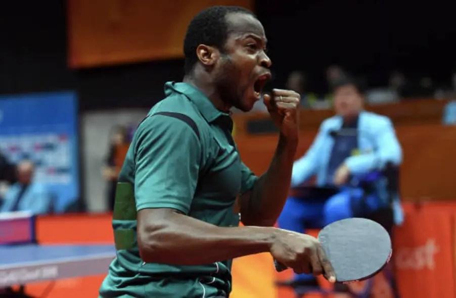 Gold Coast 2018: Quadri Beats India's Desai To Reach Table Tennis Singles Semis, Obazuaye For Women's Singles Final