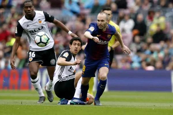 Barca Bounce Back Vs Valencia, Set LaLiga Unbeaten Record