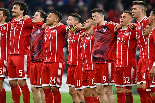 UCL: Madrid Draw Bayern In Semis, Liverpool To Face Roma