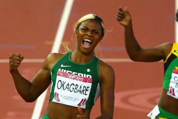 Okagbare Listed For Lausanne Diamond League, Doubtful For African Trials