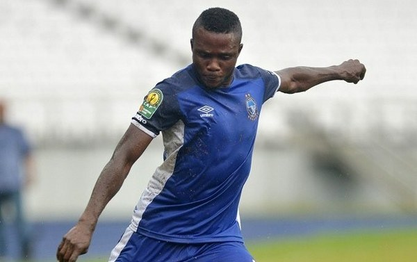 CAFCC:  Enyimba Midfielder Ojo Warns Against Complacency After Away Draw At Bidvest Wits