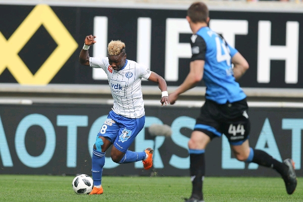 ROUND-UP: Awoniyi, Kalu Score In Belgian Play-Offs; Obi Stars In Torino Win