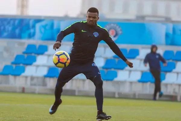 Turkish Giants Besiktas Plot Move For Kasimpasa's Eduok