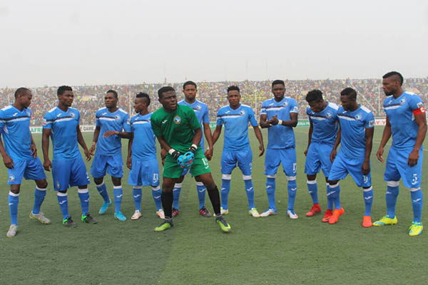 Aigbogun: Enyimba Must Work Hard To Qualify From CAFCC Group C