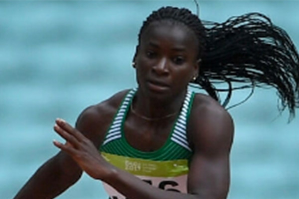 Gold Coast 2018: Nigeria's Nathaniel Seeks 400m Hurdles Glory On Two Fronts