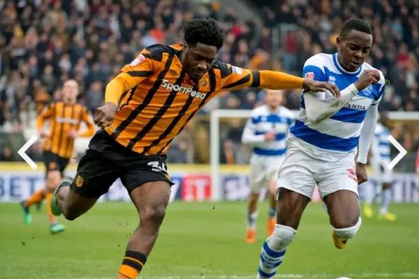 Aina Gets Top Ratings In Hull City Big Win Vs QPR