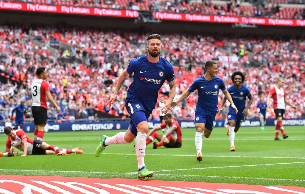 Conte: Chelsea Not Favourites In FA Cup Final Vs United