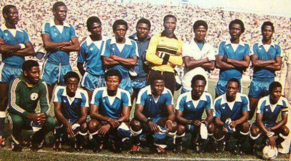 Odegbami: Domestic Nigerian Football – The Past And The Present!