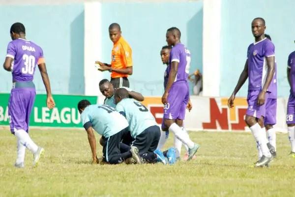 NPFL: Lobi Stay Top As Akwa Hold Enyimba; Lokosa Hits Goal No.16