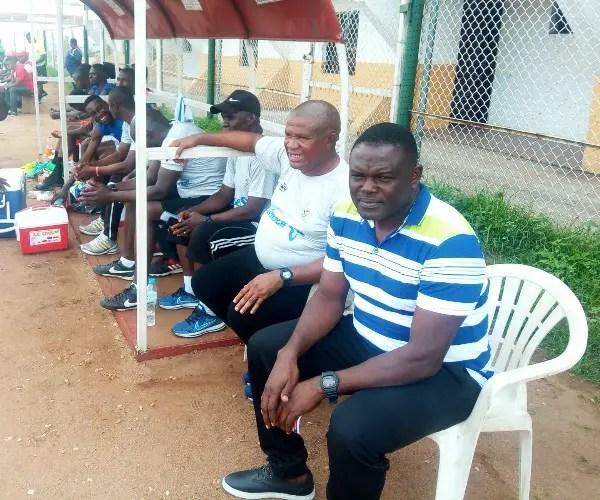 NPFL: Eguma, Skipper Festus Admit Poor First Half Cost Rivers United At Abia Warriors