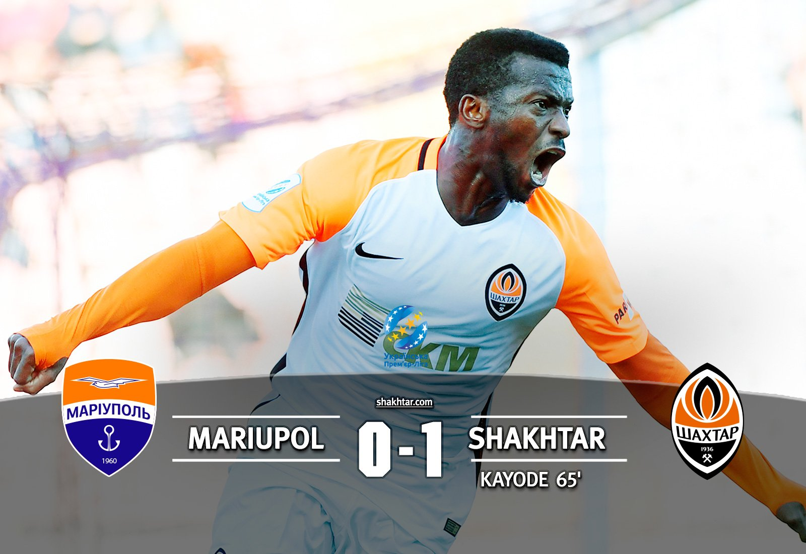 Kayode: Shakhtar Deserved The Hard-Fought 1-0 Away Win At Mariupol