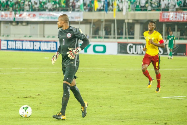 Ezenwa: My Injury Is Not Serious, I'll Be Back Soon