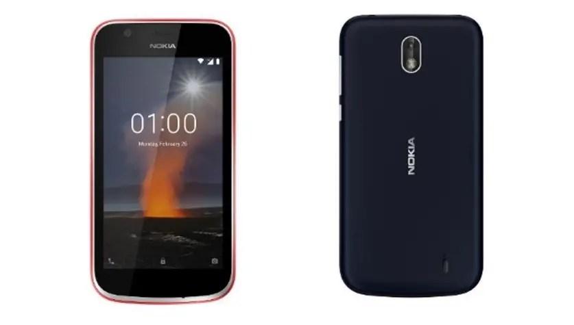 Nokia 1 Arrives In Nigeria