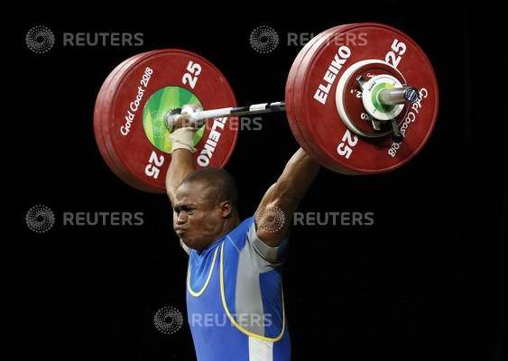 Commonwealth Games: Nigeria's Anyalewechi Misses Weightlifting Medal; Ojo Loses To Ghana's Addo In Boxing