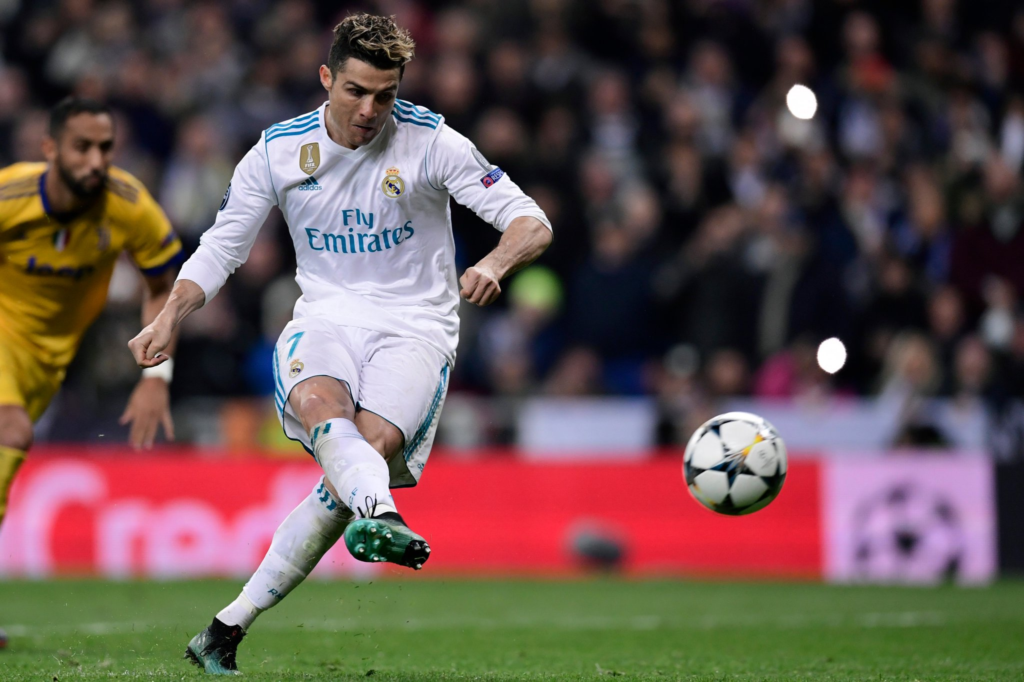 Ronaldo: I Don't Understand Why Juventus Protested Correct Penalty Decision