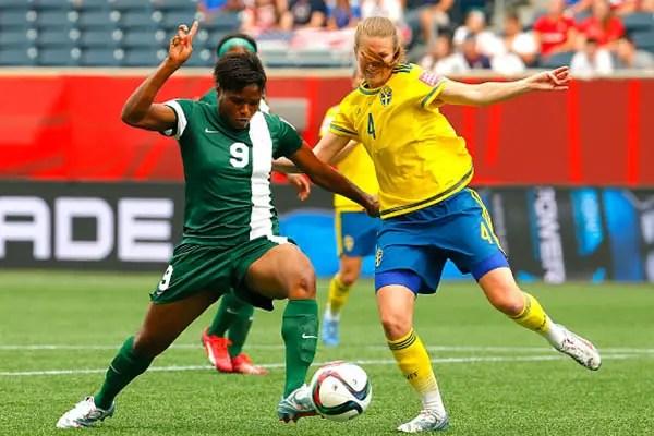FRANCE VS NIGERIA: Super Falcons Recent Scorecard Vs European Teams