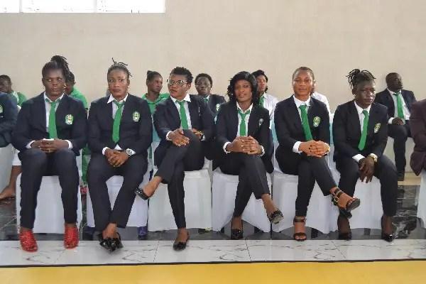 Gold Coast 2018: Team Nigeria Drop In Table Despite Wrestling Medals