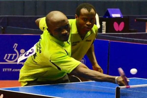 Gold Coast 2018: Quadri, Toriola Crash Out Of Men's Table Tennis Doubles