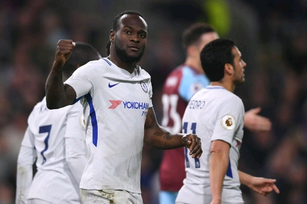 Chelsea Hail MOTM Moses After Starring Role In Burnley Win
