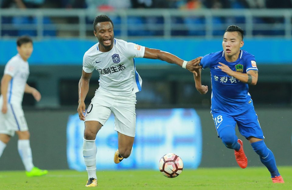 China: Mikel Eager For Oscar Reunion, Ighalo Seeks To End Goal Drought