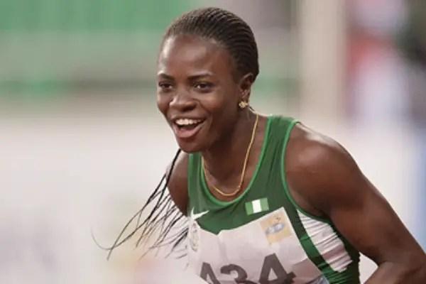 Gold Coast 2018: Nigeria's Amusan, Alowonle Reach 100m Hurdles, 400m Hurdles Finals