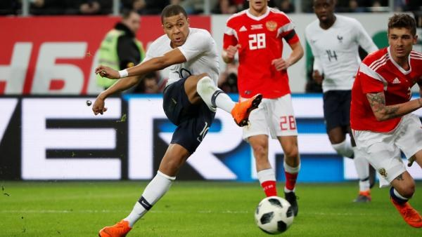 FIFA Sanctions Russia For Racist Chants In Friendly Vs France