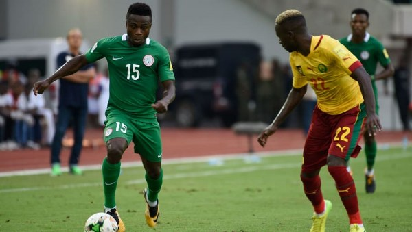 Simon: I'll Be Fit For Eagles Friendly Against England