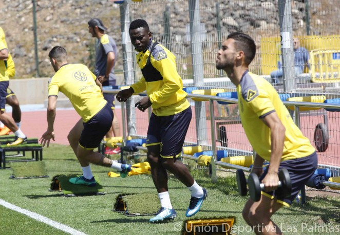 Etebo Eager To Defy Injury, Be Fit For World Cup