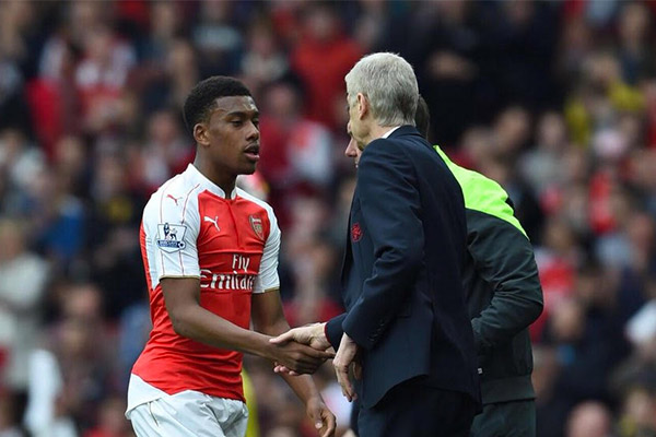 Iwobi: Arsenal Players Are Motivated To Win Europa League Title For Wenger