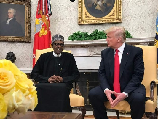 Trump Hints The USA Expect Nigeria, Others' Votes For Joint 2026 World Cup Hosting