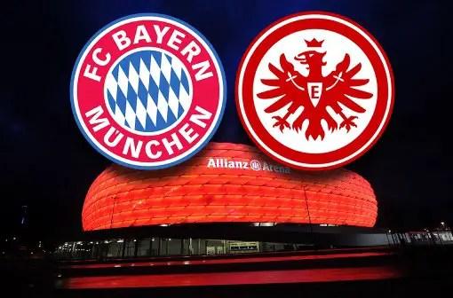 Betting Tips: Bayern Munich Vs Eintracht Frankfurt