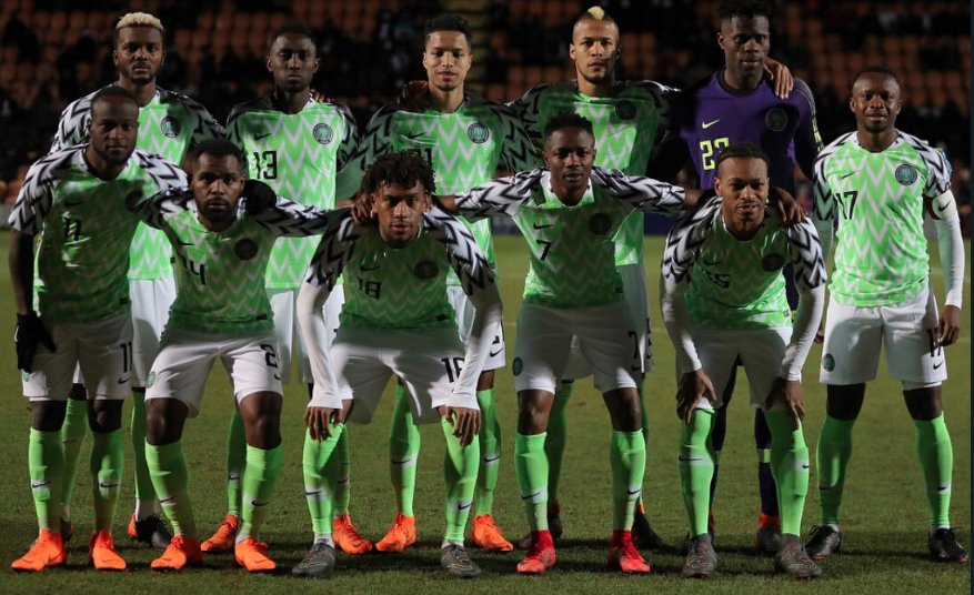 Ugbade Backs Super Eagles To Shock The World In Russia
