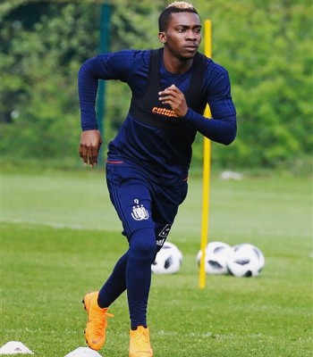Anderlecht: Injury Affected Onyekuru's World Cup Chances, Our Coach Did Nothing Wrong