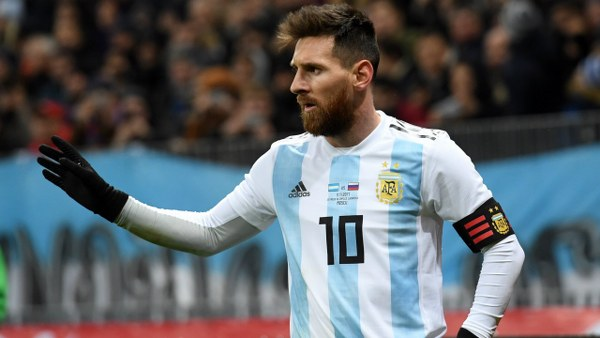 Messi Admits Russia 2018 Is Last Chance To Win World Cup With Argentina Mates