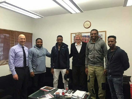 Kanu To Attend Wenger's Last Home Game As Arsenal Manager