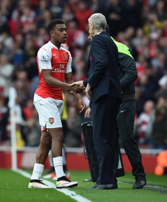 Iwobi: I'm Fit For Atletico-Arsenal Europa Clash In Spain